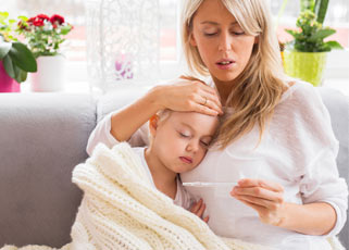 Protect your child against the flu
